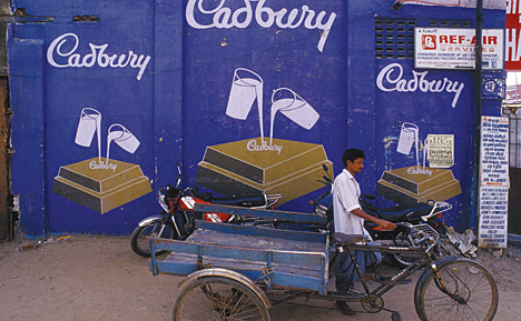 cadbury india limited business strategy Blank checks: unleashing the potential of people and businesses  kraft india  increased investment in cadbury advertising and promotions.
