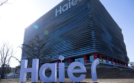 the haier road to growth