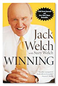 Jack Welch: The Bridge between Drucker and Goleman