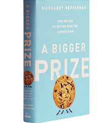 a bigger prize how we can do better than the competition
