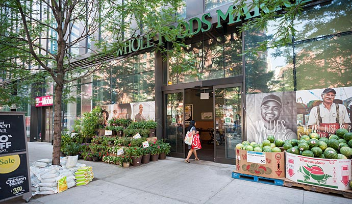 Natural Foods Retailers Los Angeles