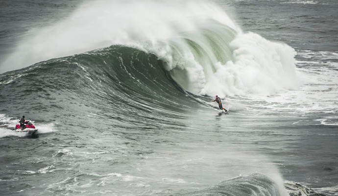 Why Big Wave Surfers Are Just Like Actuaries