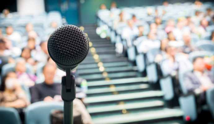 What it's really like to be a public speaker