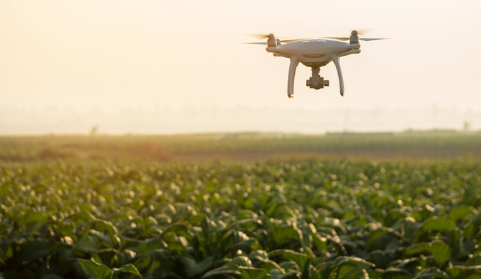 The fourth industrial revolution in agriculture