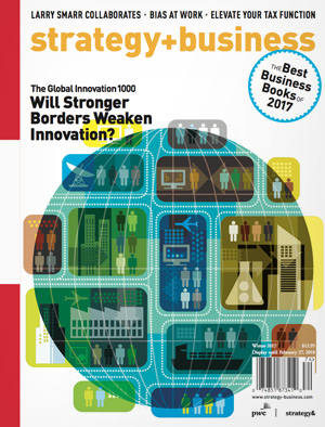 strategy+business magazine: Issue 89 Winter 2017