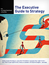 The Executive Guide to Strategy